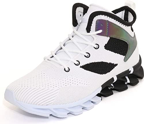 WHITIN Men's Woven High-Top Sneakers