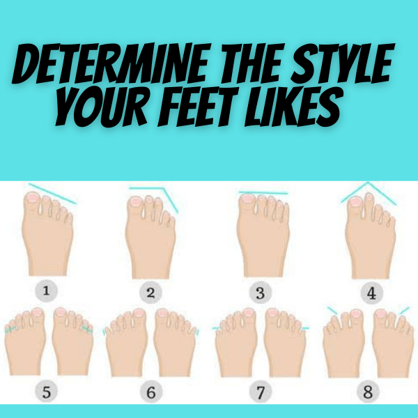 Determine the Style Your Feet Likes
